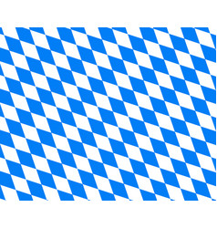 colored flag of bavaria vector image vector image