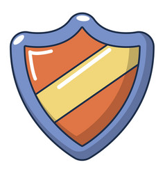 Antivirus installation icon cartoon style vector