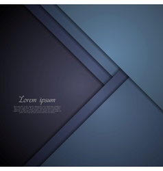 Dark blue corporate tech art vector