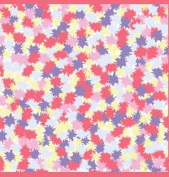 festiv pattern2 vector image
