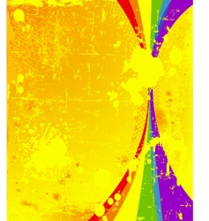 colorful vertical background vector image vector image