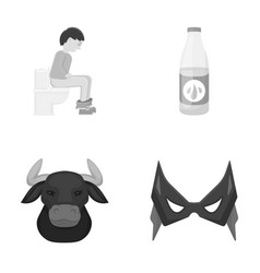 Hygiene travel tourism and other web icon in vector