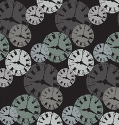 Seamless Watch Pattern3 vector image