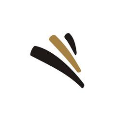leadership logo design template vector image