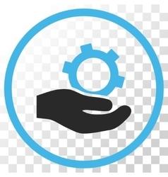 Engineering Service Icon vector image