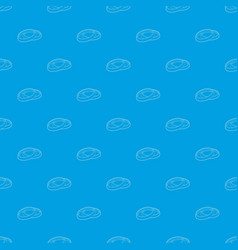 filter for camera pattern seamless blue vector image
