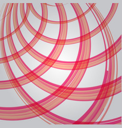 Abstract background with twisted swirles vector