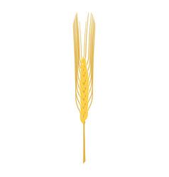 barley icon cartoon style vector image