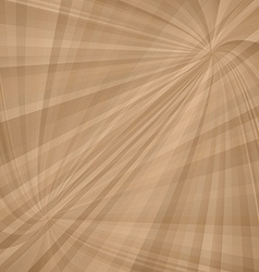 Brown wooden spiral pattern background vector