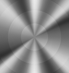 Brushed Metal Background 2 vector image