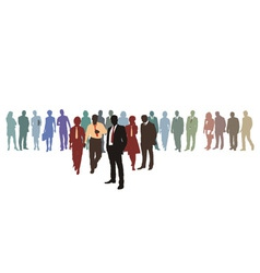 People business Network vector