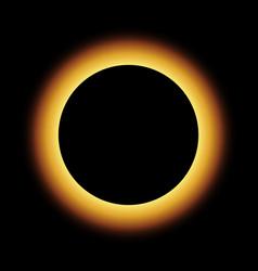 Total eclipse vector
