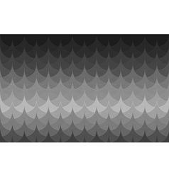 Gray Lotus Leaf Background vector image