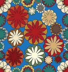 Abstract geometric mosaic vector