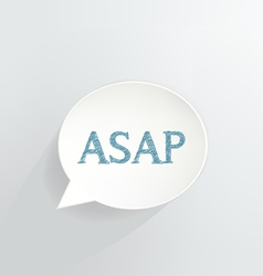 ASAP vector image