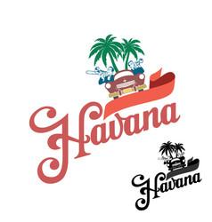 Havana-logo vector