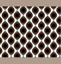 set of breakfast drinks object vector image