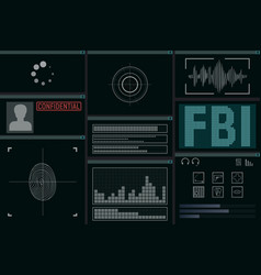 Software for the fbi vector