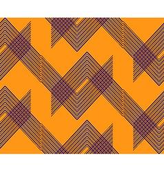 Geo pattern10 vector image vector image