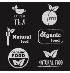 Set of logo labels badges emblems and logotype vector