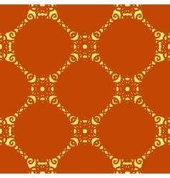 Broen seamless print tile doodle style vector