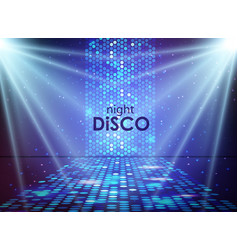 Disco abstract background ball texture vector