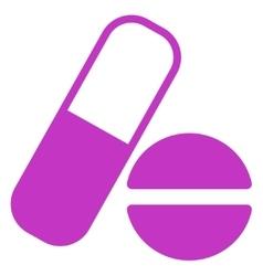 Medication Icon vector