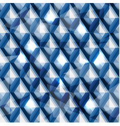 Seamless diamond bejeweled background vector