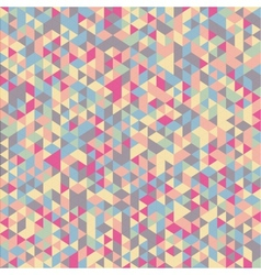 Color geometric background vector image vector image