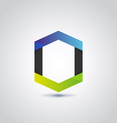 Logo abstract vector