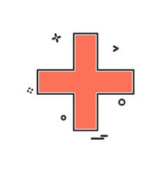 Maths signs icon design vector