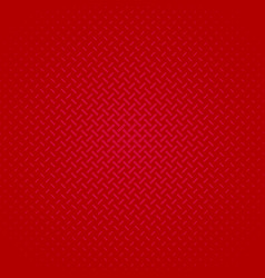 red halftone stripe pattern background template vector image