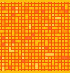 technology squares or pixel and rectangle pattern vector image
