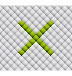 Abstract no vector image vector image