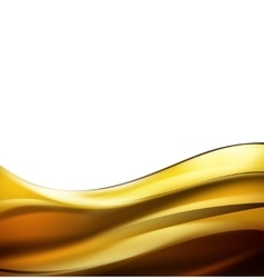 Oily wave background vector image