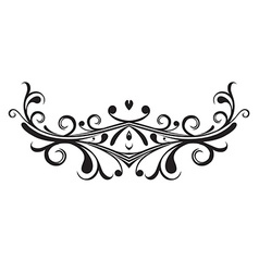 abstract floral banners vector image