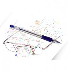 Engineering concept vector