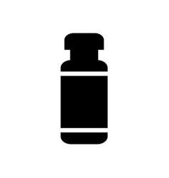 Medicine bottle icon design medical bottle vector