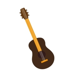 Music instrument icon vector image