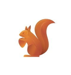 Squirrel trend volume gradient vector