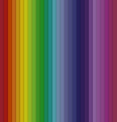 Vertical Colorful Spectrum Striped Seamless vector