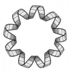film strip vector image vector image