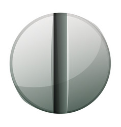Fastener head iconcartoon icon vector