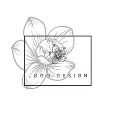 Logo design idea vector