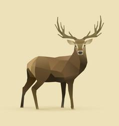 oh deer vector image