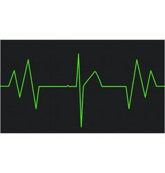 wave levels design vector image