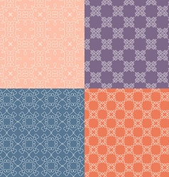 Bright Patterns vector
