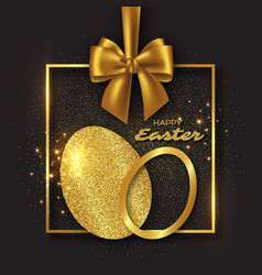 easter holiday design vector image