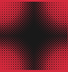 Retro abstract halftone stripe pattern background vector