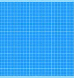 blueprint grid seamless pattern texture background vector image
